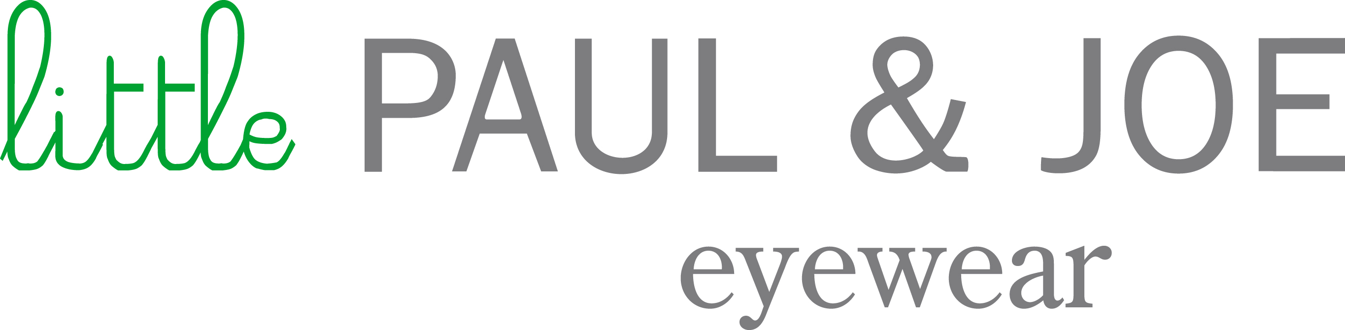 logo : LITTLE PAUL & JOE