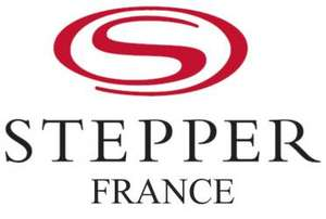 logo : STEPPER