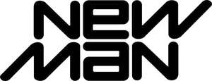 logo : NEW MAN