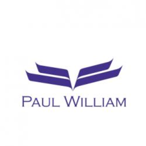 logo : PAUL WILLIAM
