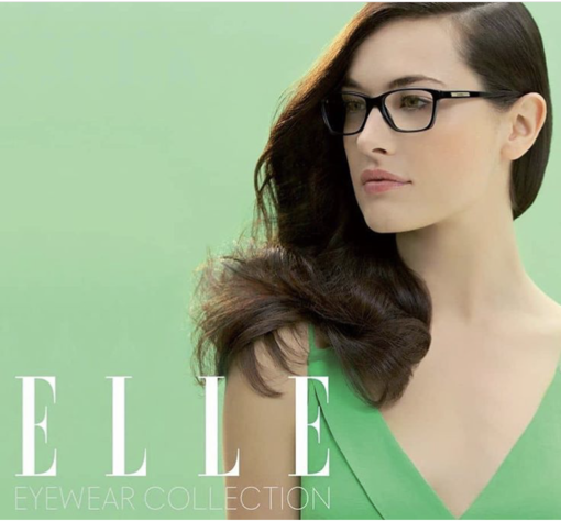Actualité optique opticien  : Collection Elle
