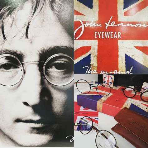 Actualité optique opticien : Collection John Lennon