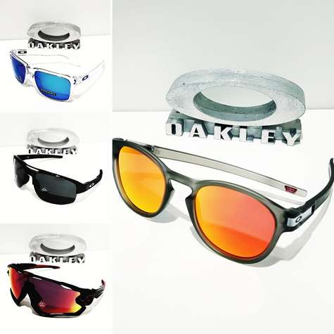 Actualité optique opticien  : Nouvelle collection Oakley
