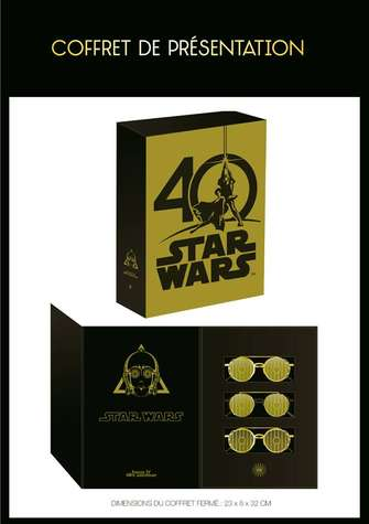 Actualité optique opticien  : STAR WARS 40th birthday