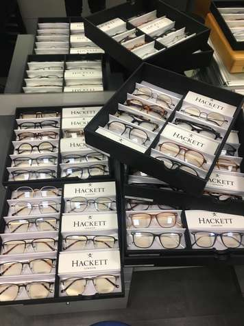 Actualité optique opticien  : HACKETT LONDON