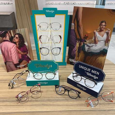 Actualité optique opticien : Nouvelle collection Woody's Barcelona