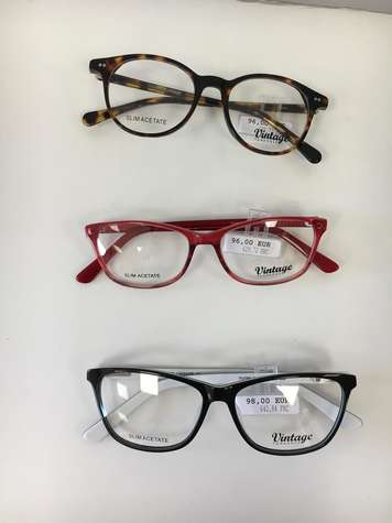 Actualité optique opticien  : Collection Vintage