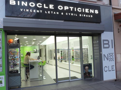 Opticien : BINOCLE OPTIQUE, 5 RUE CARNOT, 05000 GAP