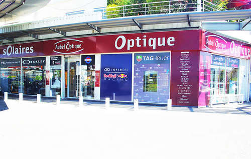 Opticien : AUBEL OPTIQUE, 311 AVENUE JEAN PROUVE, 30900 NIMES