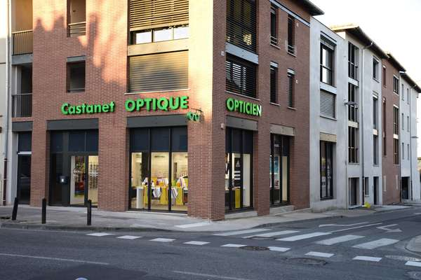 Opticien : CASTANET OPTIQUE, 17 AVENUE DE TOULOUSE, 31320 CASTANET TOLOSAN