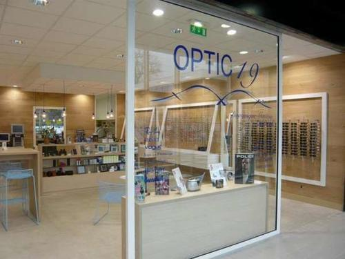 Opticien : Optic 19, 55 avenue du midi, 19230 Pompadour