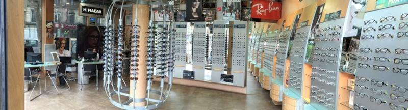 Opticien : CITY VISION, 111 AVENUE DE FLANDRE, 75019 PARIS