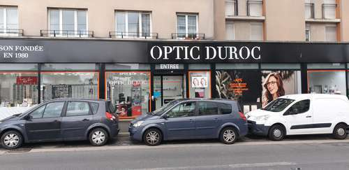 Opticien : OPTIC DUROC By OPTIC & CO, 140 BD ROBERT BALLANGER, 93420 VILLEPINTE