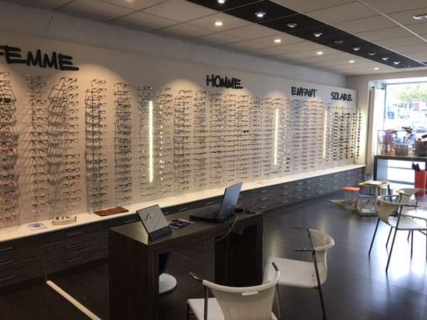 Opticien : optique legrand, 9 bis Place Marcadieu, 65000 Tarbes