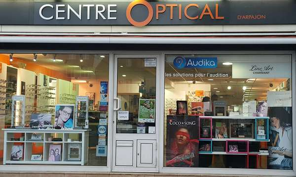 Opticien : CENTRE OPTICAL D'ARPAJON , 1 Rue Victor Hugo, 91290 ARPAJON