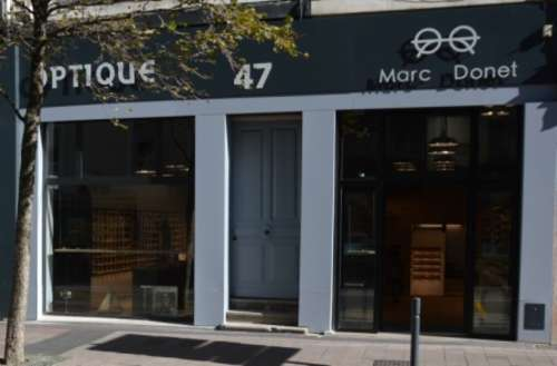 Opticien : OPTIQUE DONET, 47 Avenue Victor Hugo, 26000 VALENCE