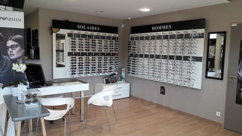 Opticien : Optics Shop Blois, 65F Avenue de l'Europe, 41000 Blois