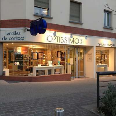 Opticien : OPTISSIMOD, 22 Rue de Jouy, 78220 VIROFLAY