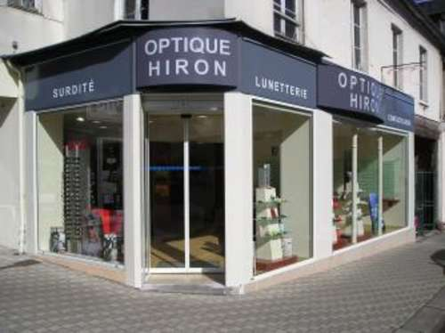 Magasin opticien indépendant OPTIQUE HIRON 27110 LE NEUBOURG
