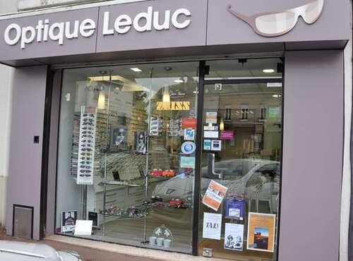 796abd7b58522f Optique LEDUC, Opticien PACY SUR EURE, 27120 74 Rue Isambard