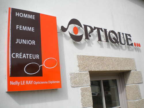 Magasin opticien indépendant PONT - SCORFF OPTIQUE Opticienne Visagiste 56620 PONT - SCORFF