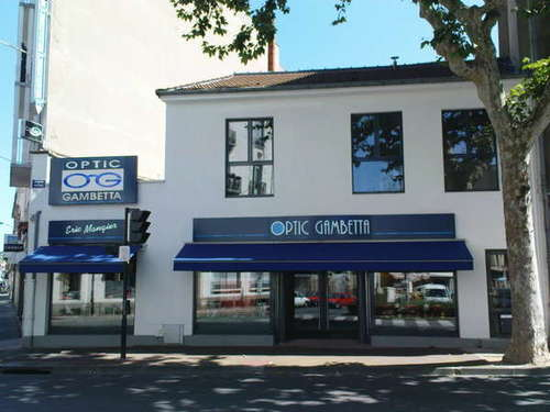 Opticien : OPTIC GAMBETTA, 64-66 Avenue Victoria, 03200 VICHY