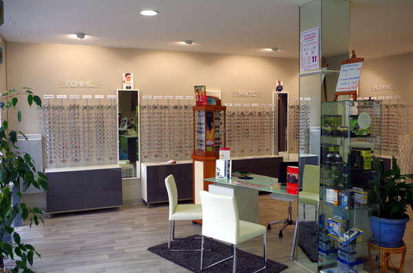 Opticien proposant la marque LEO & LEA : STEPHANE OPTIC, 5 Rue Jules Blondeau, 51160 AY