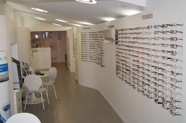Opticien : CHARLENE OPTIQUE, 305  rue Albert Einstein, 13013 MARSEILLE
