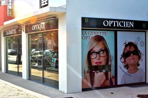 Opticien : LA GENETTE OPTIQUE, 30 Avenue Jean Guiton, 17000 LA ROCHELLE