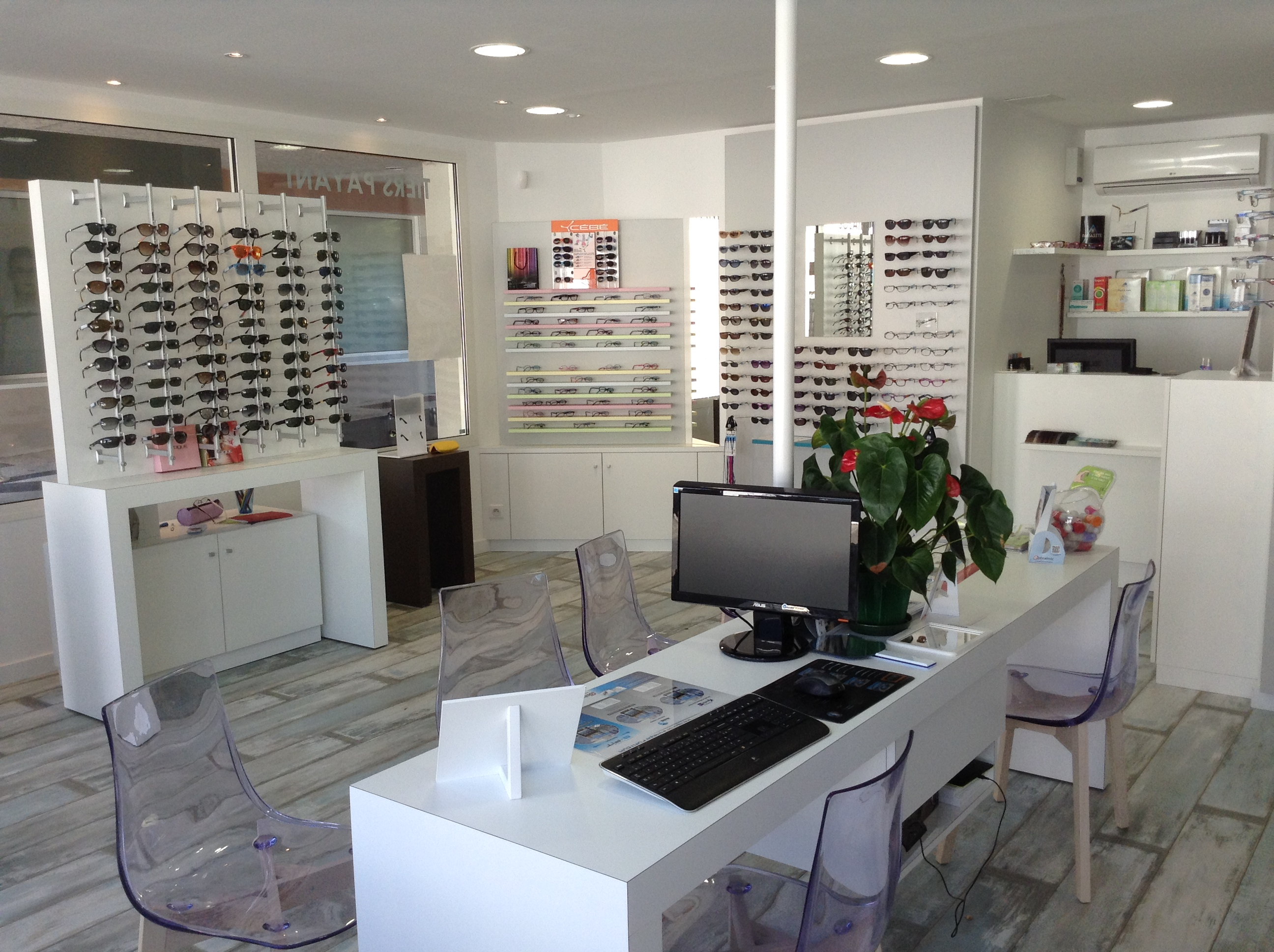 Opticien : OPTIQUE ST MICHEL, 15 Ter RUE DU CHEVECIER, 44730 ST MICHEL CHEF-CHEF