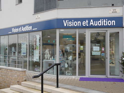 Opticien : VISION ET AUDITION, 1 RUE DU FORT DE LA MOTTE, 35690 ACIGNE