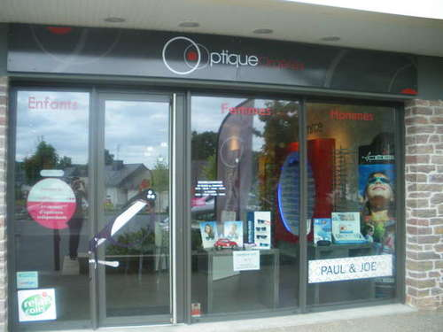 Opticien : OPTIQUE ORGERES, 5 PLACE DE LA MAIRIE, 35230 ORGERES