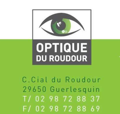 Magasin opticien indépendant OPTIQUE DU ROUDOUR 29650 GUERLESQUIN