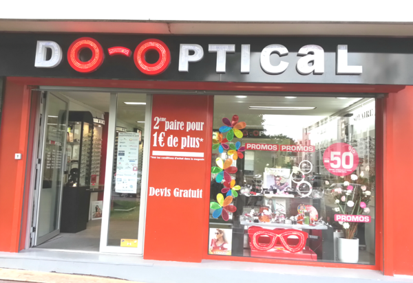 Opticien : DO-OPTICAL, 51 AVENUE JEAN JAURES, 93220 GAGNY