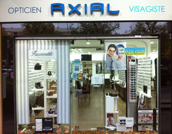 Opticien : AXIAL OPTIC, 99 AV DU GENERAL LECLERC, 94700 MAISONS ALFORT