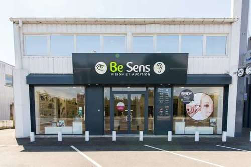 Opticien : BE SENS, 40 avenue de la Somme, 33700 MERIGNAC