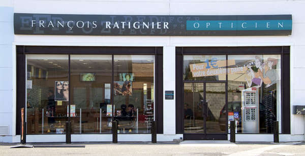 Opticien : RATIGNIER  FRANCOIS OPTIQUE, 25 rue vincent, 30320 marguerittes