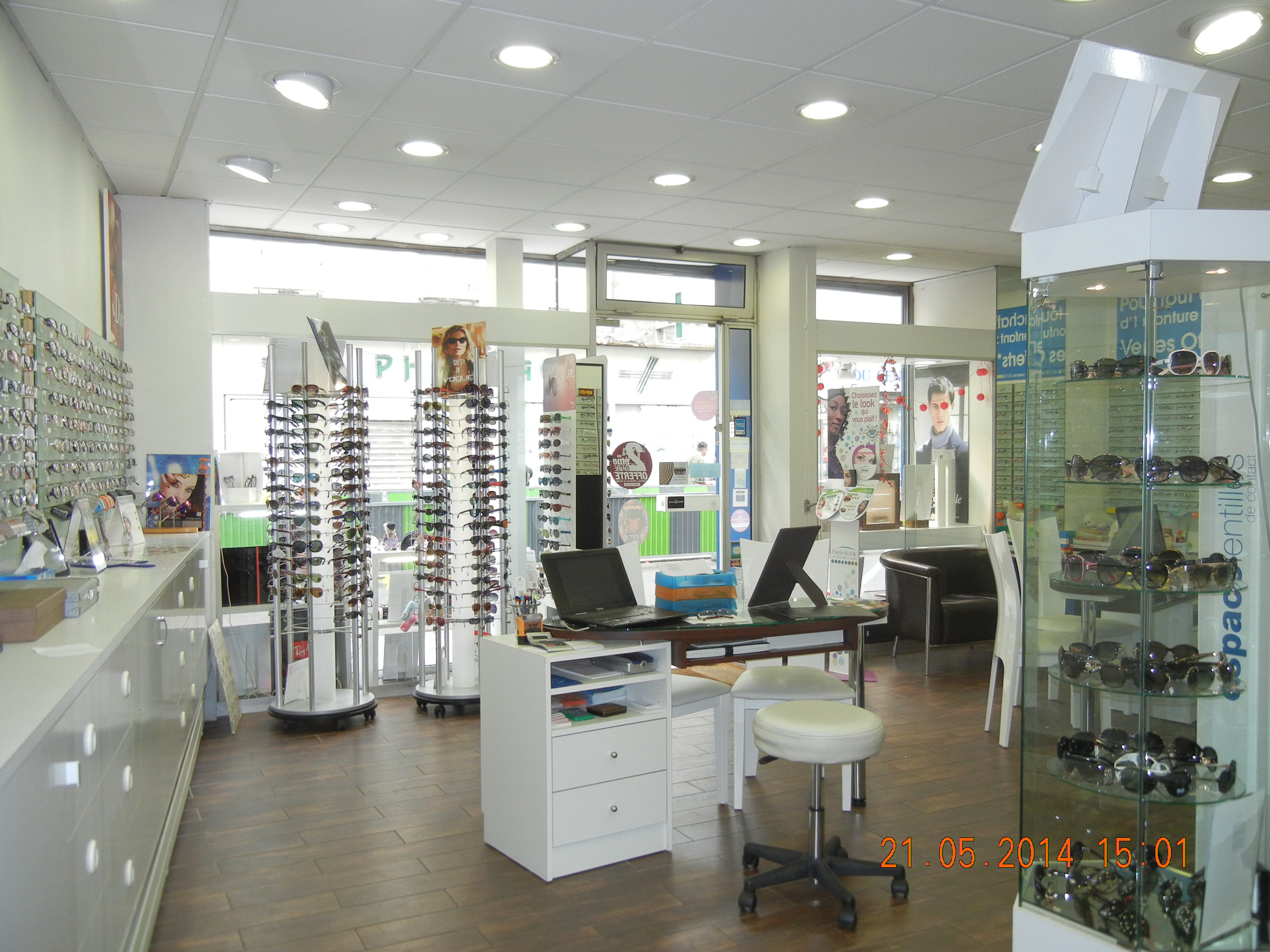 Opticien : OPTIQUE PROST, 86 RUE GABRIEL PERI, 93200 SAINT DENIS