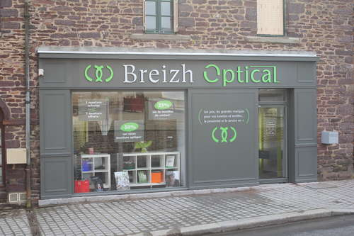 Opticien : BREIZH OPTICAL, 9 RUE DE GAEL, 35750 IFFENDIC