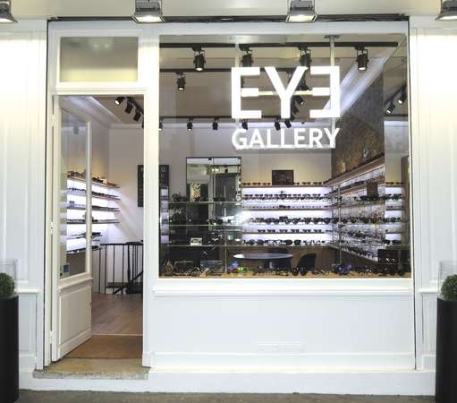 Opticien : EYE GALLERY PARIS, 90 boulevard du Montparnasse, 75014 PARIS