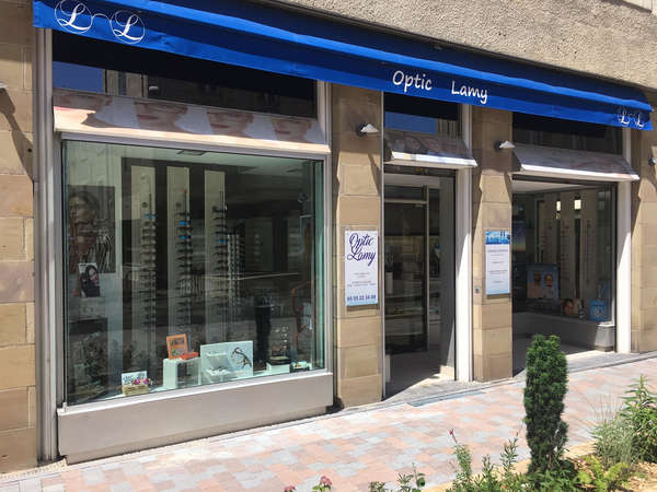 Opticien : OPTIC LAMY, 12 RUE GAMBETTA, 19100 BRIVE LA GAILLARDE