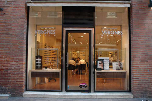 Opticien : VERGNES OPTIC, 26 Rue Saint Antoine du T, 31000 TOULOUSE