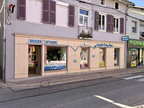 Opticien : Bress'Optique, 21 Grande Rue, 01340 MONTREVEL EN BRESSE