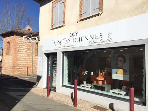 Opticien : VOS OPTICIENNES, 42 RUE DU COMMERCE, 31410 LAVERNOSE-LACASSE