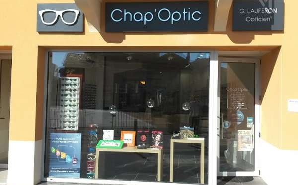 Opticien : CHAP'OPTIC, 15 PLACE MARECHAL FOCH, 69630 CHAPONOST