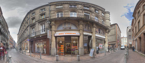 Opticien : MG VISION, 5 Rue Baronie, 31000 TOULOUSE