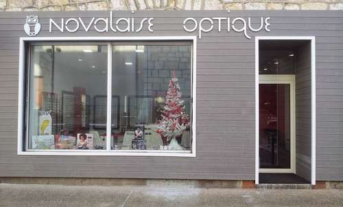 Opticien : NOVALAISE OPTIQUE, 18 ROUTE DU LAC, 73470 NOVALAISE