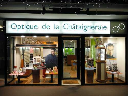 Opticien : OPTIQUE DE LA CHATAIGNERAIE, 29 Avenue LUCIEN RENE DUCHESNE, 78170 LA CELLE ST CLOUD