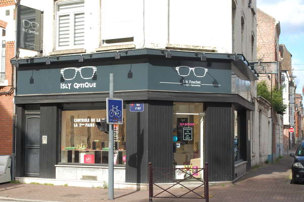 Opticien : OPTIQUE FOUCHET, 40 RUE D'ISLY, 59000 lille