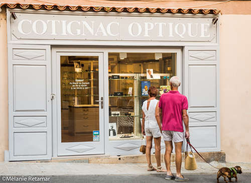 Opticien : COTIGNAC OPTIQUE, 23 GRAND RUE, 83570 COTIGNAC